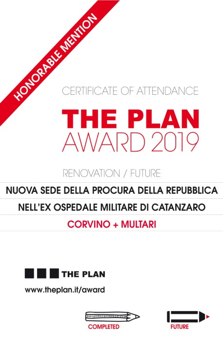 the plan 2019 corvino + multari