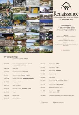 """IV Biennale di Architettura di Pisa – Conferenza """"ABITARE LA CASA LA CITTA' IL QUARTIERE""""  GIOVANNI MULTARI CORVINO+MULTARI 14/10/2021"""