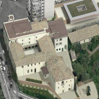 Sede della procura della repubblica dell'ex ospedale militare di Catanzaro