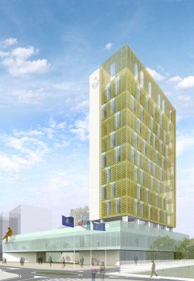 Torre direzionale – uffici comunali