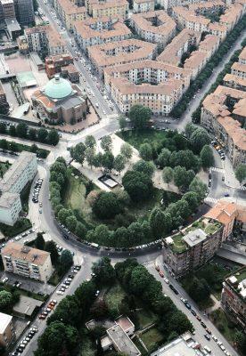 Riqualificazione Piazza Gabrio Rosa