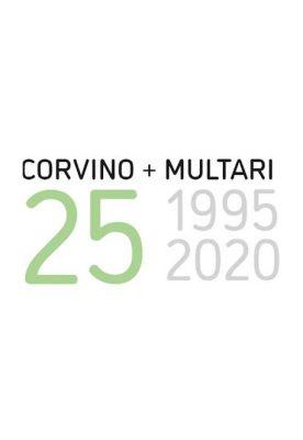 25 anni dello studio Corvino + Multari