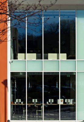 Edificio universitario di servizi