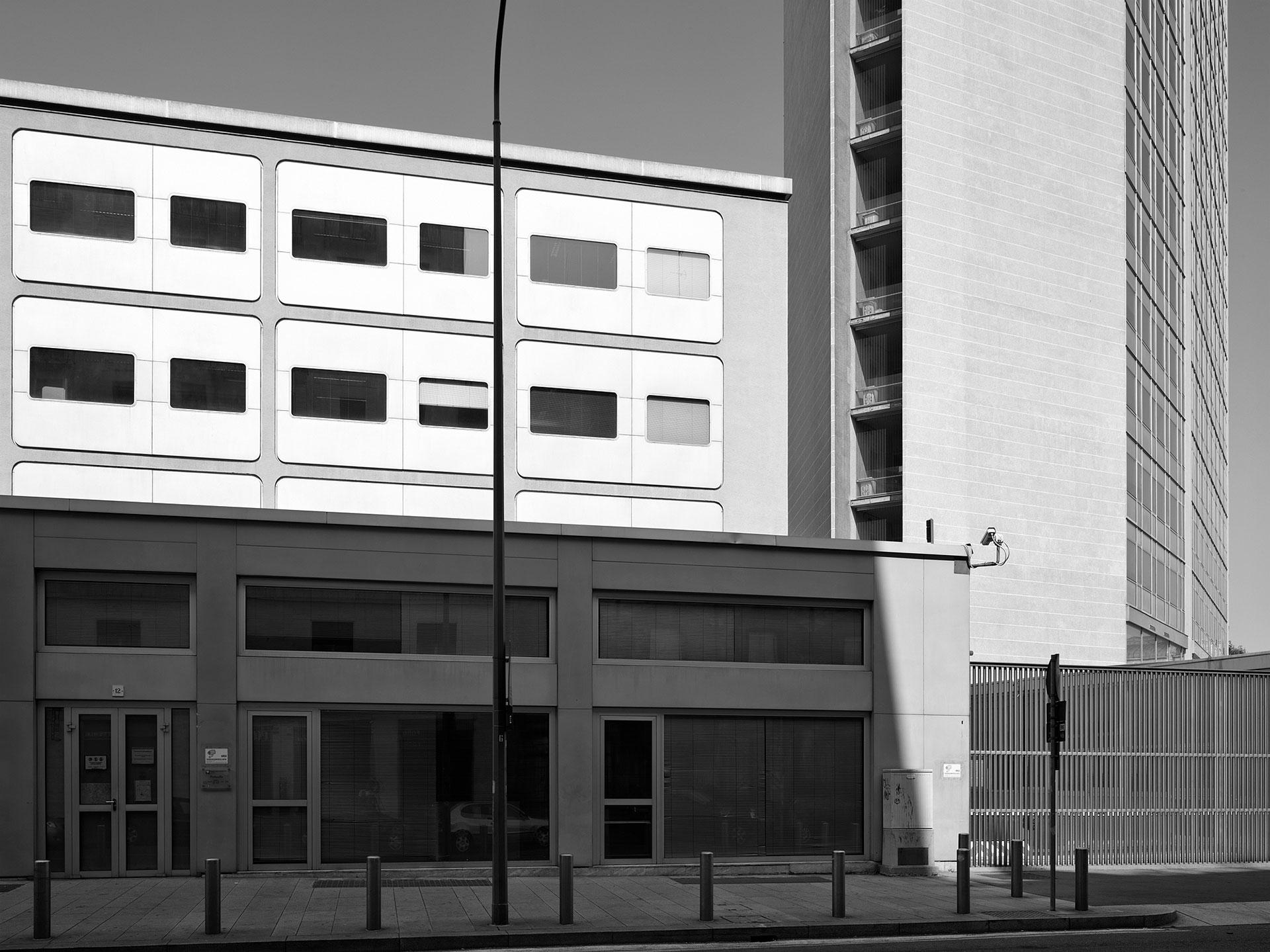 corvino + multari - atlante dell'architettura contemporanea - grattacielo pirelli