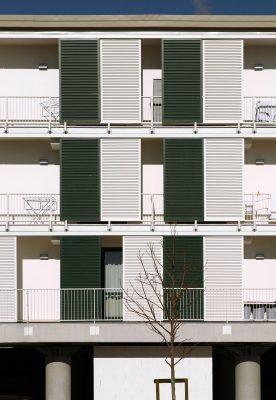 Edifici residenziali antisismici e sostenibili