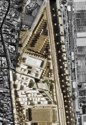 Riqualificazione di aree ferroviarie e industriali dismesse