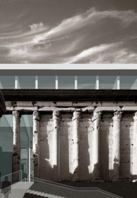 Restauro del tempio – Duomo al Rione Terra