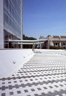 Restauro del grattacielo Pirelli – Piazzale Collina