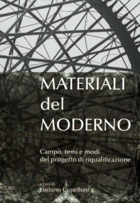Materiali del moderno