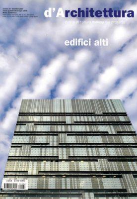 D'architettura