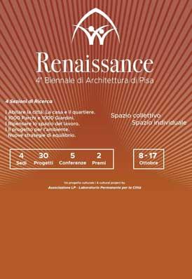 CORVINO+MULTARI a Pisa per la IV biennale di architettura 8/10 17/10 2021